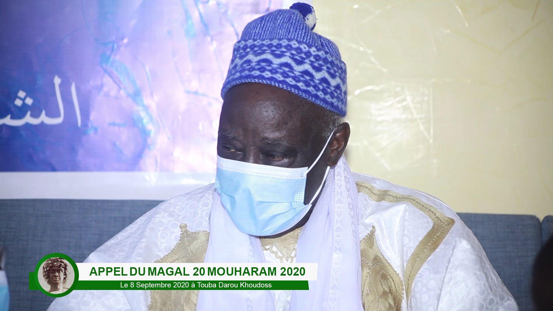 SERIGNE AHMADOU MOKHTAR MBACKÉ RECTIFIE : «Jamais il n'a été question de ne pas célébrer le magal de Darou Khoudoss»