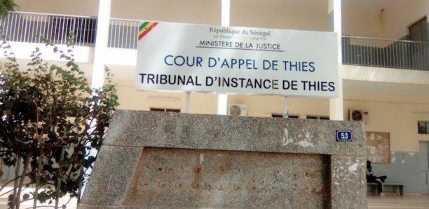 Procès Tobène / ICS : Le tribunal de grande instance de Thiès bunkerisé.