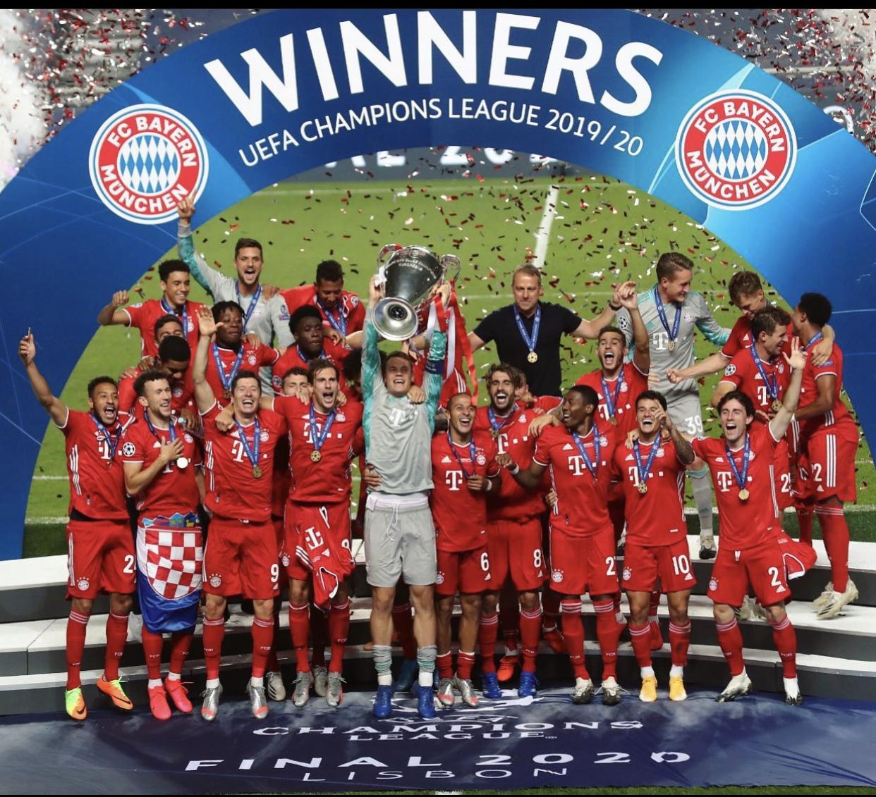 Ligue des Champions : Le Bayern Munich brise le rêve du PSG et s'empare du titre.
