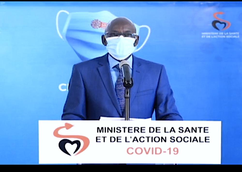 SÉNÉGAL : 64 nouveaux cas testés positifs au coronavirus, 140 nouveaux guéris, 3 nouveaux décès et 45 cas graves en réanimation.