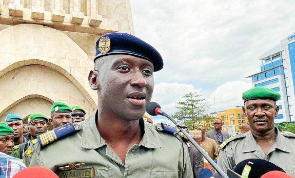 « IBK a démissionné de son propre gré, sans pression ni menace » (Colonel Major Ismaël Wagué)