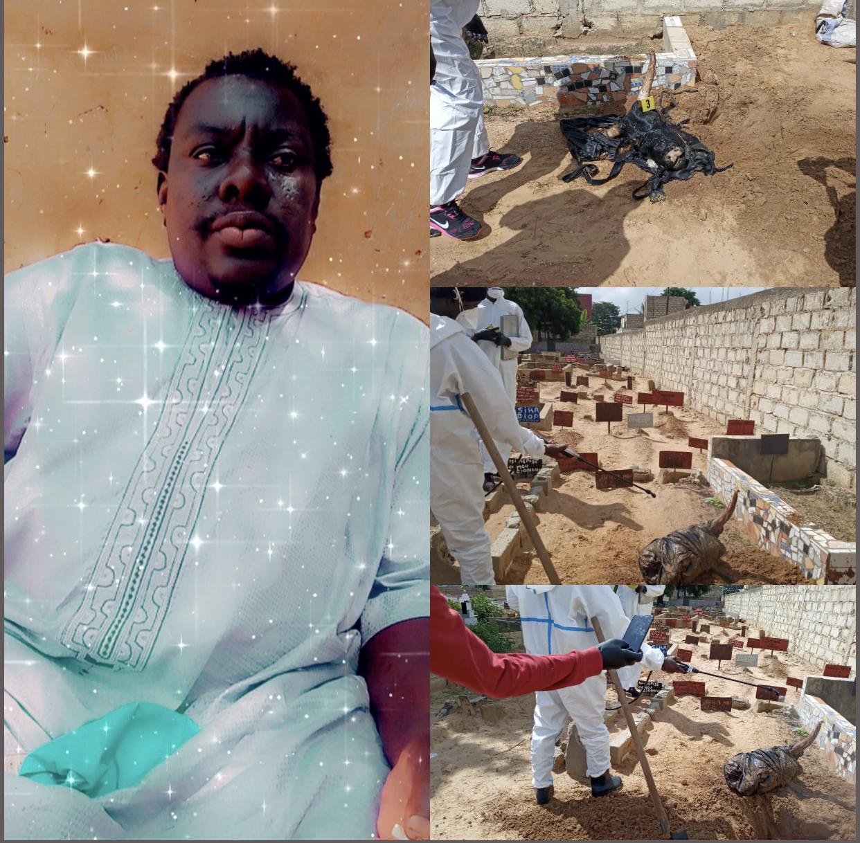 Affaire du taureau enterré au cimetière de Mbour / Téfess : Le marabout arrêté puis relaxé par la police se confie à Dakaractu.