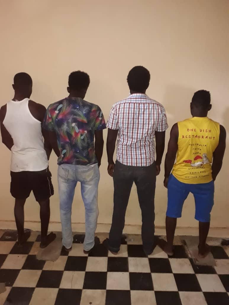 Vol de moutons chez Boy Kaïré / Quatre présumés voleurs arrêtés.