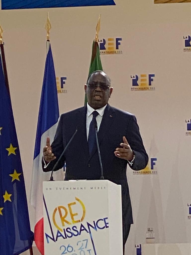 Réaménagement de la dette publique africaine : Macky Sall réaffirme « la nécessité de l'extension du moratoire du G20 jusqu'en 2021 »