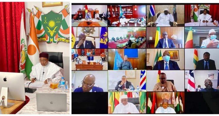 2ème Sommet de la Conférence des chefs d'État et de gouvernement de la CEDEAO / Le sort du Mali bientôt connu.