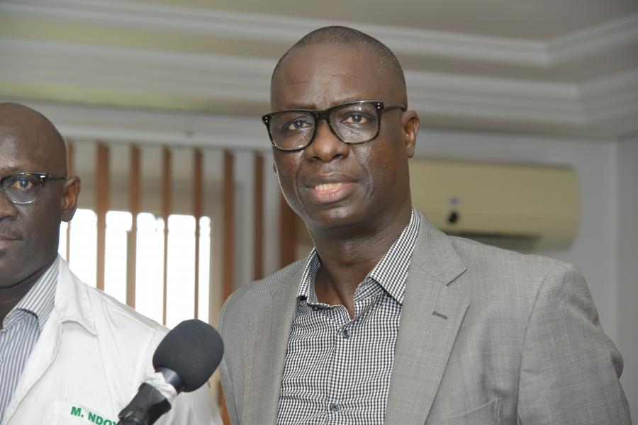 Litige foncier à Tivaouane Peulh : Abdoulaye Dia n'aurait jamais eu l'intention de démolir des maisons de la Cité Darou Salam 2.