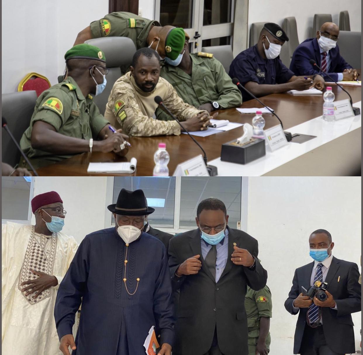 Transition au Mali / Le CNSP dit tout sauf un proche d'IBK...