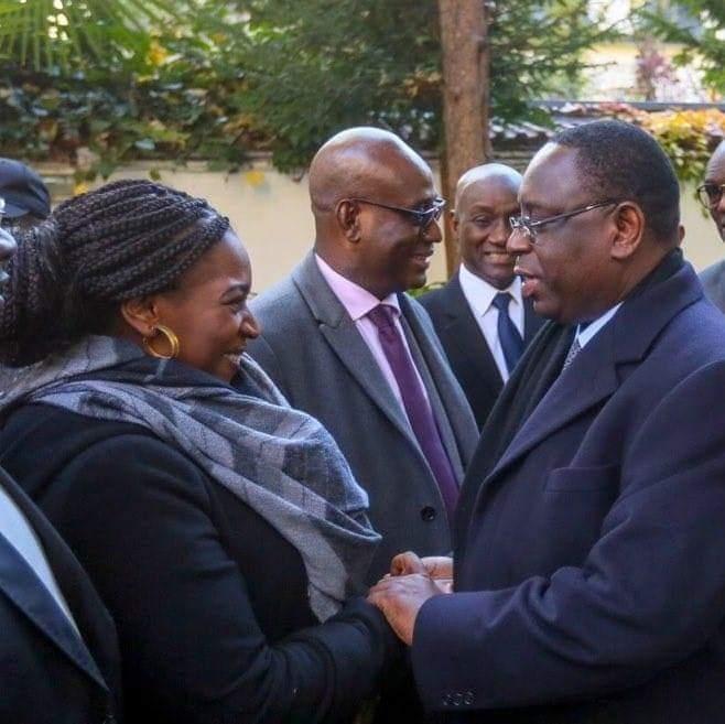 Macky récompense ses « RAA » : Raki Wane nommée 1ère secrétaire de l'ambassade du Sénégal au canada