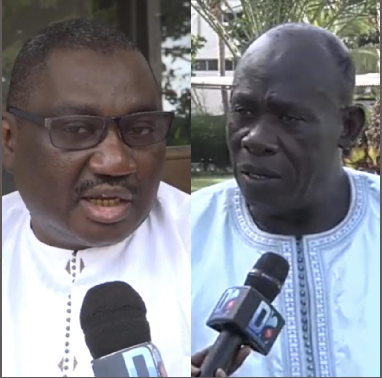 Baba Tandian : « La CRBS n'est pas une fédération bis qui tente de faire  un coup d'État… Que Me Babacar Ndiaye cesse de m'envoyer ces torchons en guise de menaces...»
