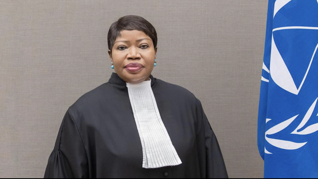 La procureure de la CPI, Fatou Bensouda sanctionnée par les États-Unis.
