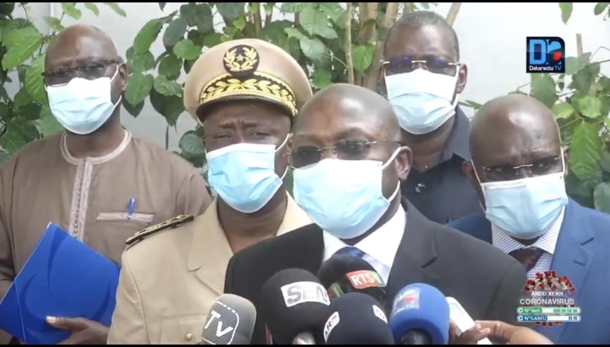 Gestion des collectivités Territoriales : Le ministre Oumar Guèye parle des fonds octroyés à ces dernières.