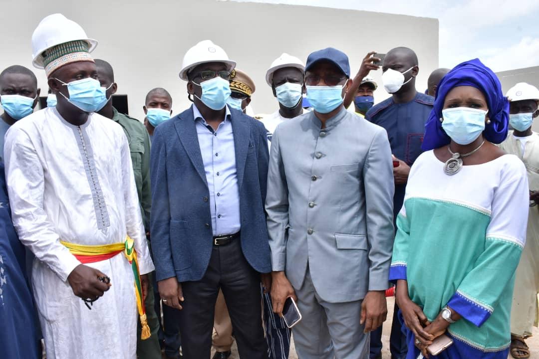 Construction de l'hôpital régional de Kaffrine / Abdoulaye Diouf Sarr : «Le chef de l'État devrait effectivement inaugurer cet hôpital en fin décembre début janvier...»