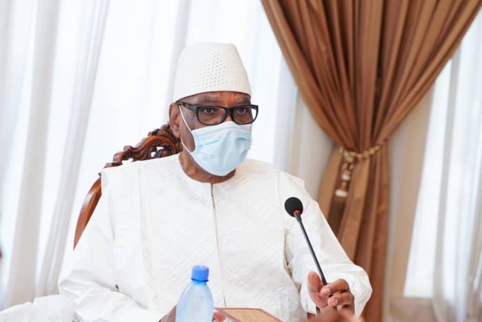 Mali : L'ancien président IBK serait évacué aux Emirats Arabes Unis.