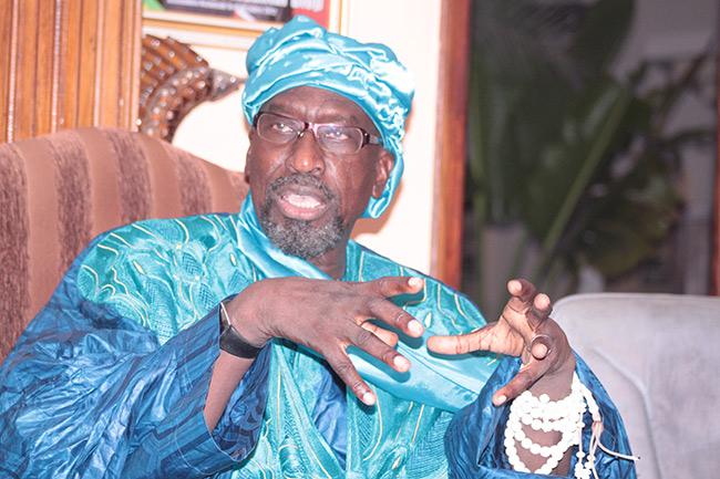 Pluies diluviennes au Sénégal : Abdoulaye Makhtar Diop, Grand Serigne de Dakar exprime sa solidarité aux populations touchées.