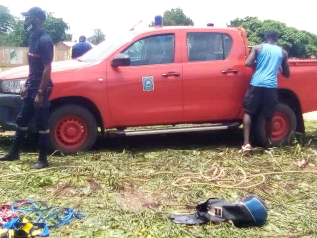 Drame à Santhie Gale Ngoné (Kaffrine) : Un homme de 35 ans se jette dans un puits et meurt. (images)
