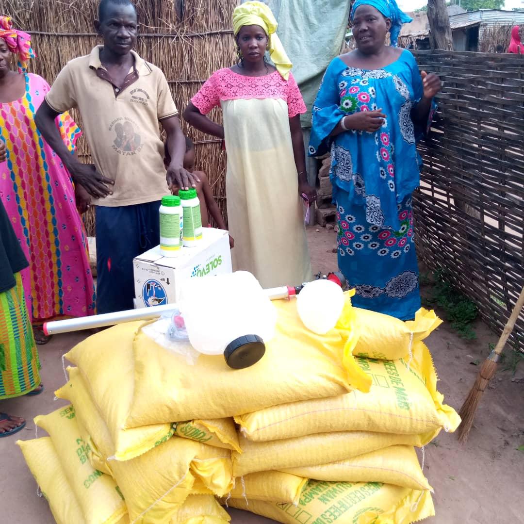 Tamba / Campagne agricole 2020 : «Avec ces 10 ha de champs de maïs, ces groupements de femmes sortiront de la pauvreté» (Ibra Ndiaye, PCA 2AS)