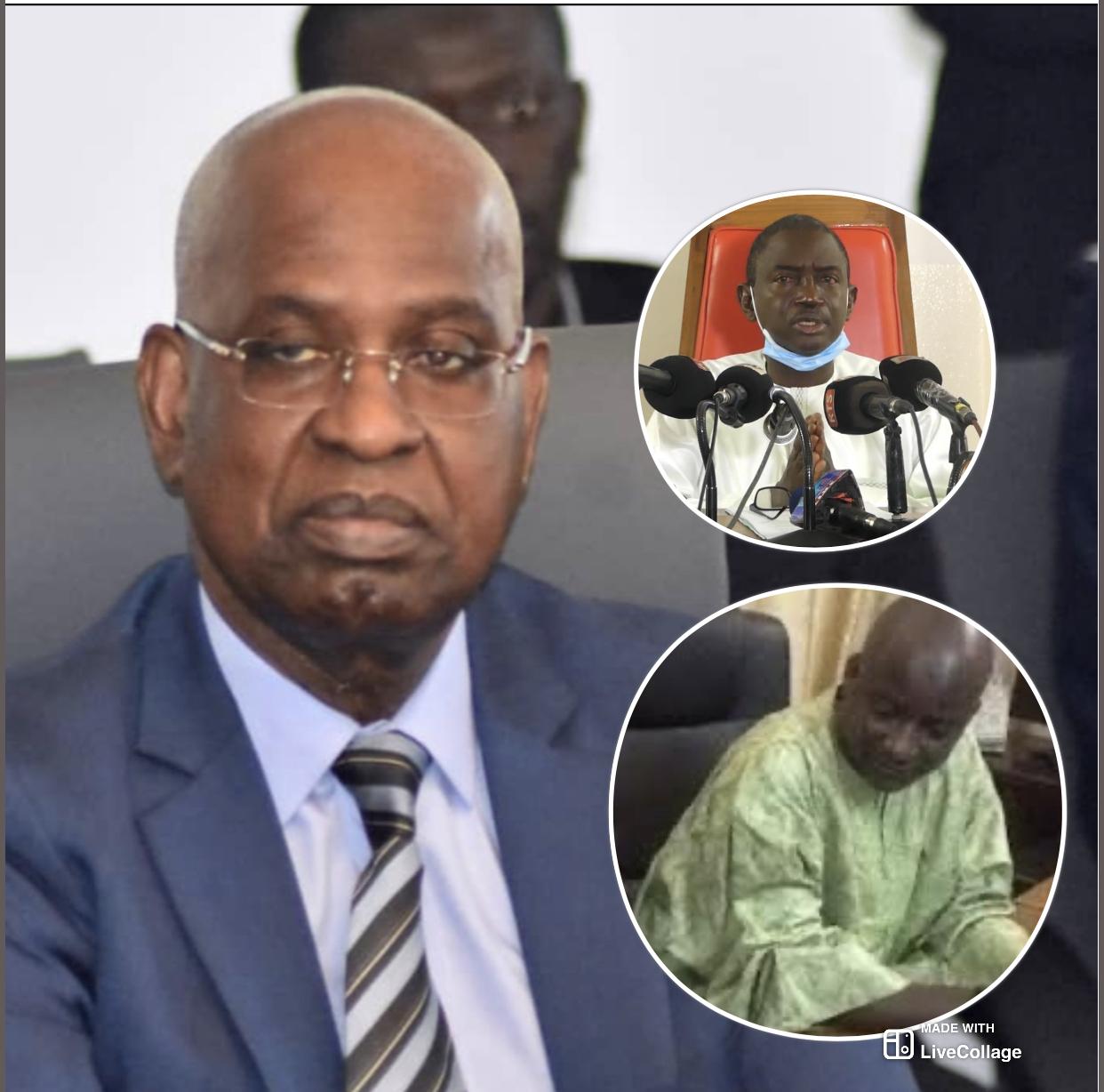 Contentieux opposant les Juges Yaya Amadou Dia et Ousmane Kane : Le garde des sceaux transmet le rapport à l'IGAJ.