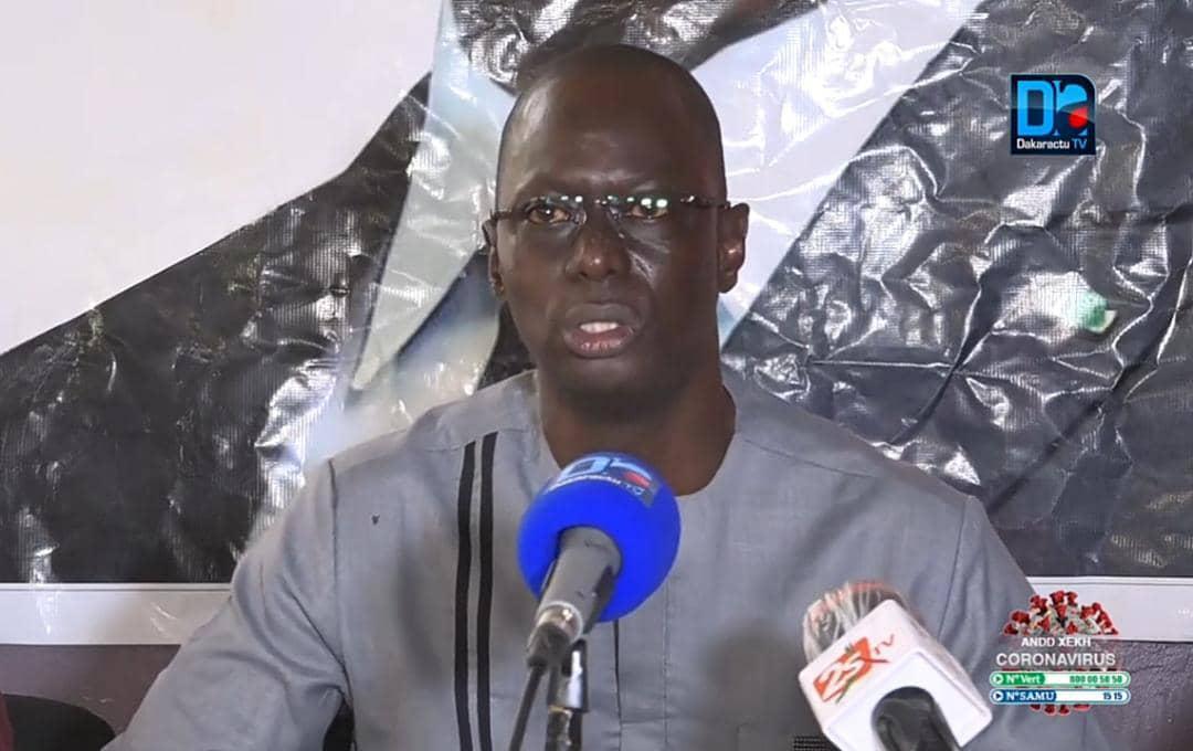 Gestion des inondations : «Il y a certes la volonté politique du président de la République de régler le problèmes, mais dans l'exécution des travaux, il devrait y avoir beaucoup plus de sérieux et de rigueur» (Bocar Diongue)