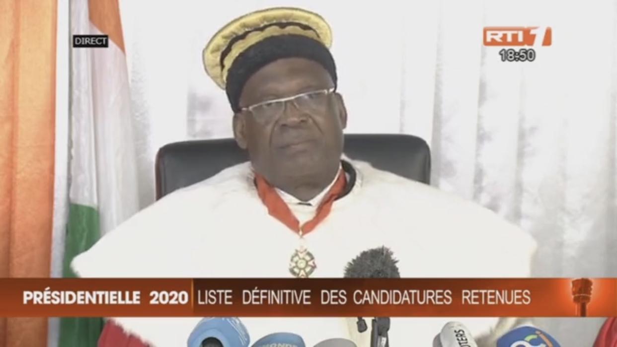 Présidentielle en Côte d'Ivoire : Guillaume Soro et Laurent Gbagbo définitivement exclus.