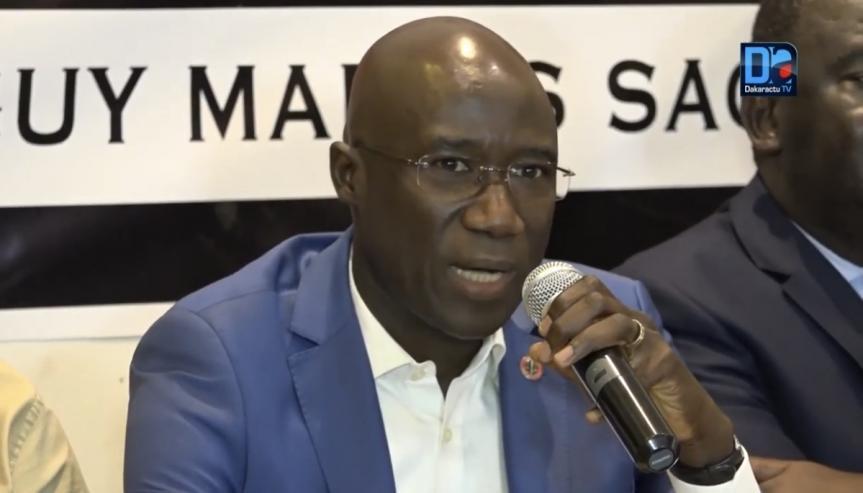 Me Moussa Sarr (Avocat Massata Diack) : «  Je ne suis pas surpris du verdict… Ça n'a pas été un procès juste. On fera appel »
