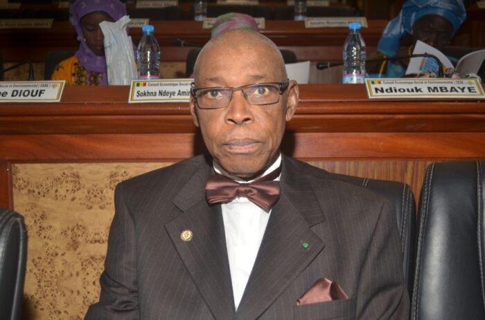 CESE : Cheikh Ngaïdo Ba reconduit Président de la Commission de l'artisanat, de la Culture, du Tourisme et des Sports.