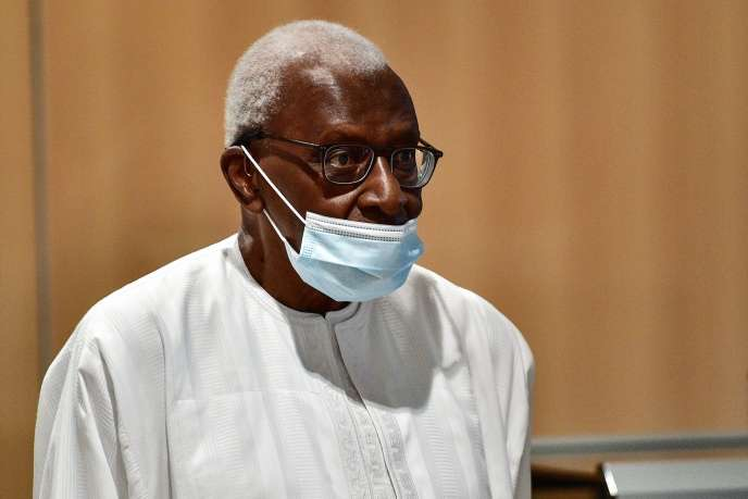 Affaire Lamine Diack : Cette circonstance atténuante qui a profité à l'ancien président de l'IAAF.