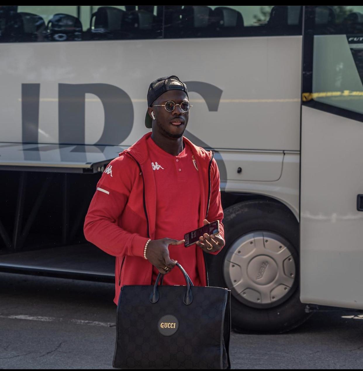 Mercato : Keïta Baldé quitte L'AS Monaco  pour la Sampdoria