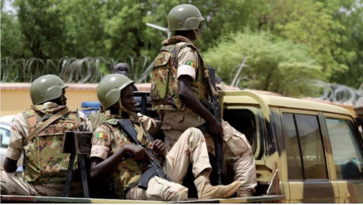 Mali :  L'armée déclare avoir tué 05 terroristes et du matériel de guerre.