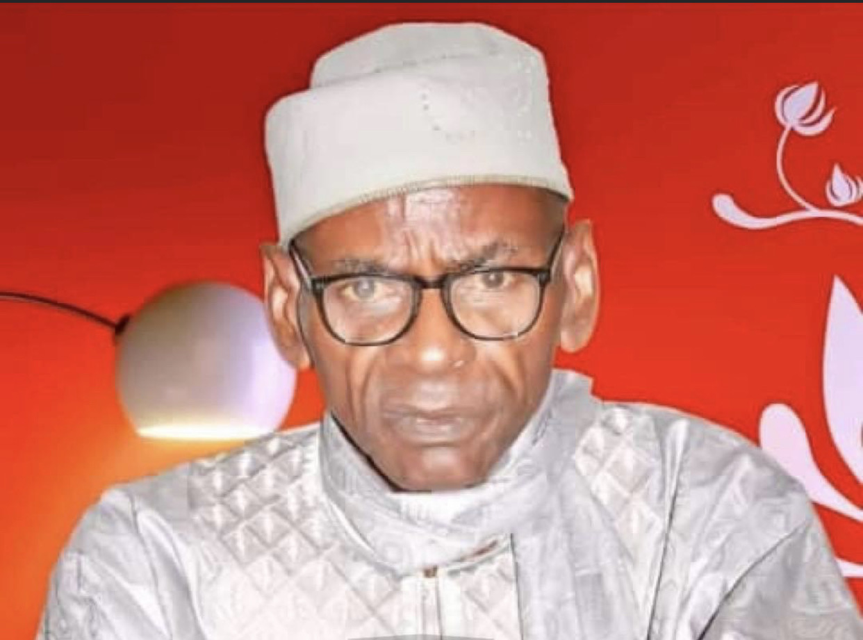 HOMMAGE A NOTRE CHER PERE MBARGOU DIOP!
