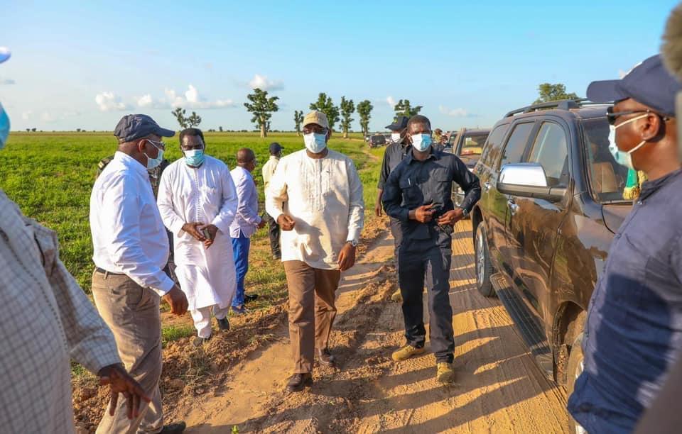 Macky Sall sur le traitement par la presse du rapport du département d'état sur les affaires au Sénégal : «Les américains n'ont pas critiqué, c'est une partie de la presse qui raconte n'importe quoi... Des gens ont décidé de saboter le pays»