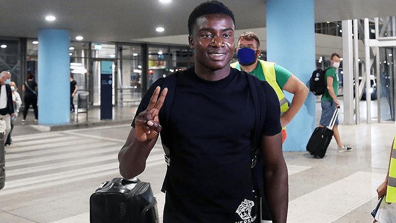 Mercato : Moussa Wagué prêté au Paok Salonik en Grèce