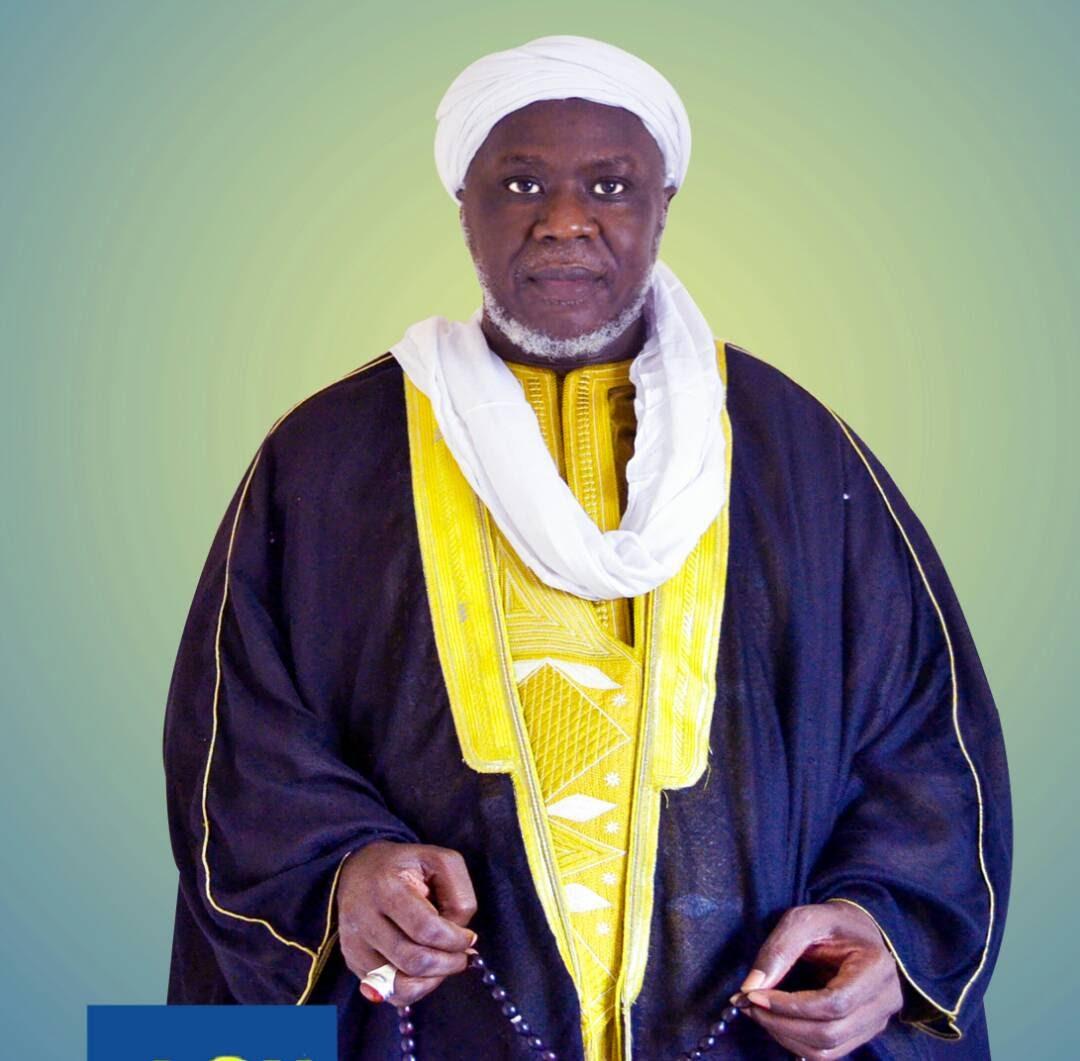 Kaolack : Le message du khalife de Thierno Hassane Dème en prélude à la célébration de la nuit du Laylatoul Katmiya (Cheikk Kabir Hassane Dème).