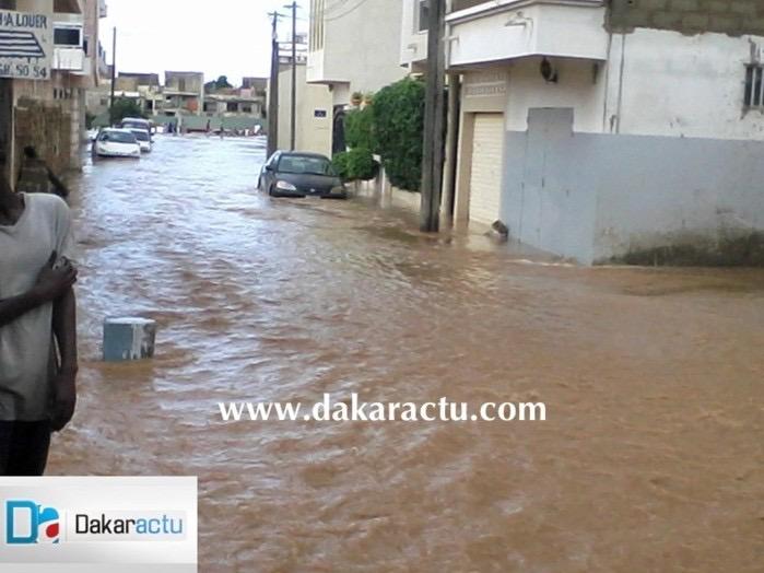 Fortes pluies :  Passy enregistre deux décès.