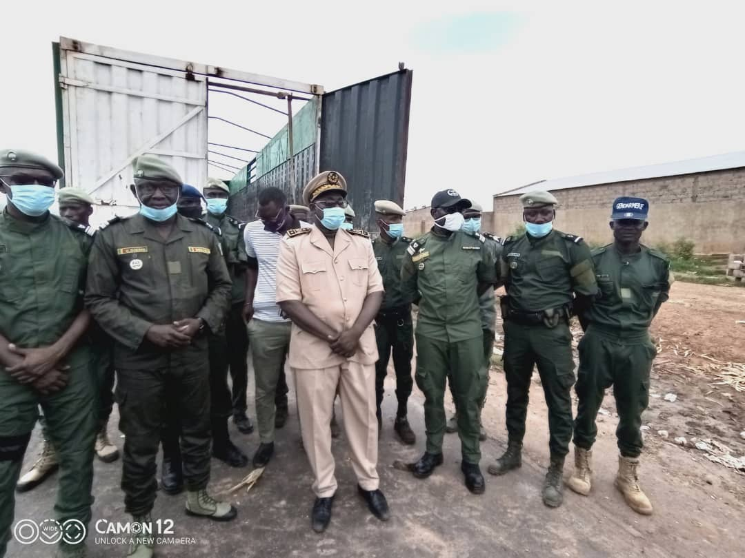 Kaffrine : «Nous sommes à 3 tonnes de faux médicaments saisis et 2,4 tonnes de chanvre indien...» (Commandant Ahmadou Bamba Sène, chef de la subdivision des douanes)