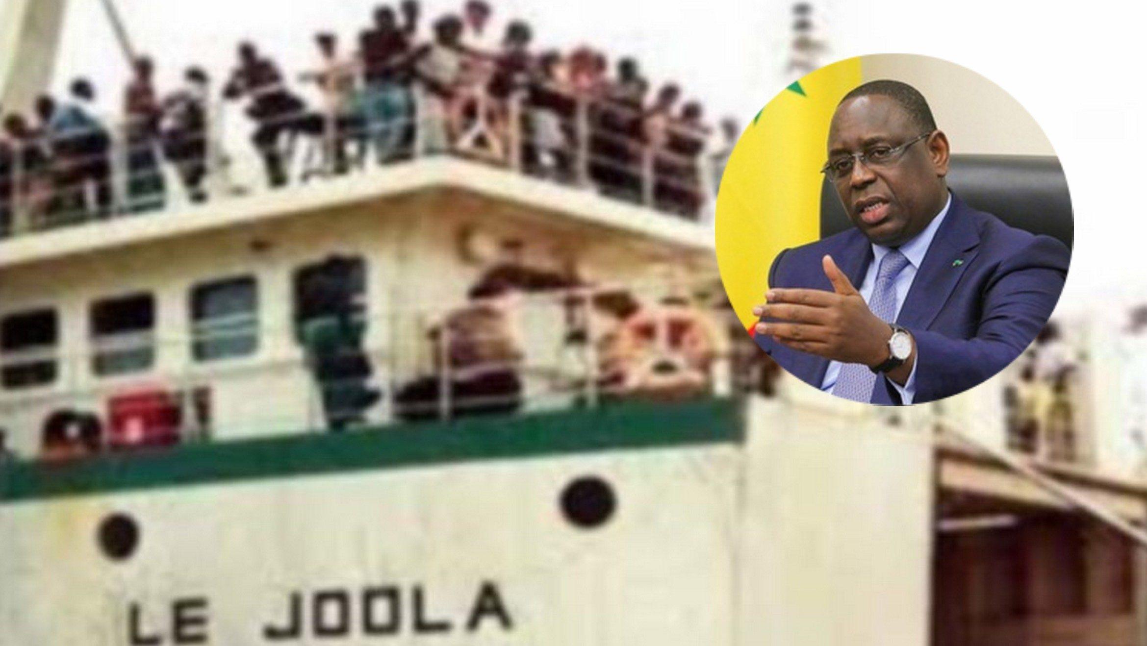 Renflouement de l'épave du Joola : Ce que disait Macky Sall, alors ministre des Mines du régime Wade.