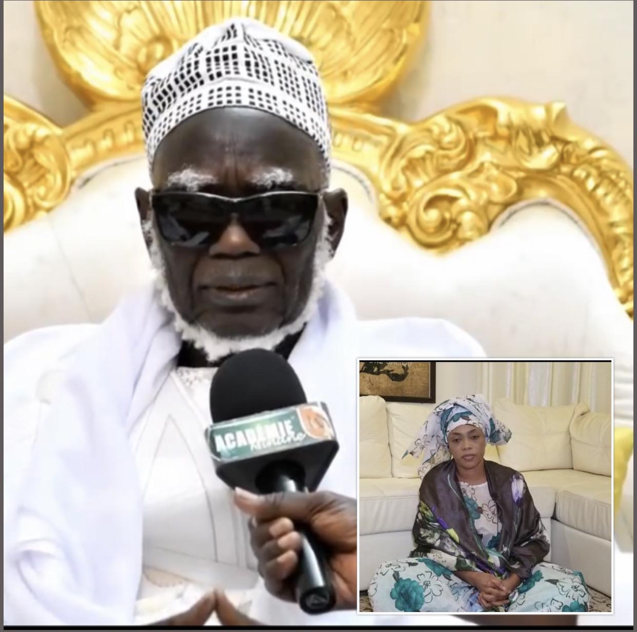 NGABOU / Sokhna Aïda Diallo disposée à s'accommoder des exigences du Khalife Général.