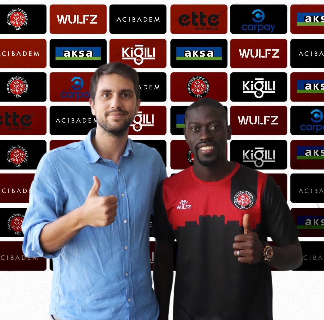 Turquie / Super Lig : Pape Alioune Ndiaye s'engage avec le promu, Karagümrük.