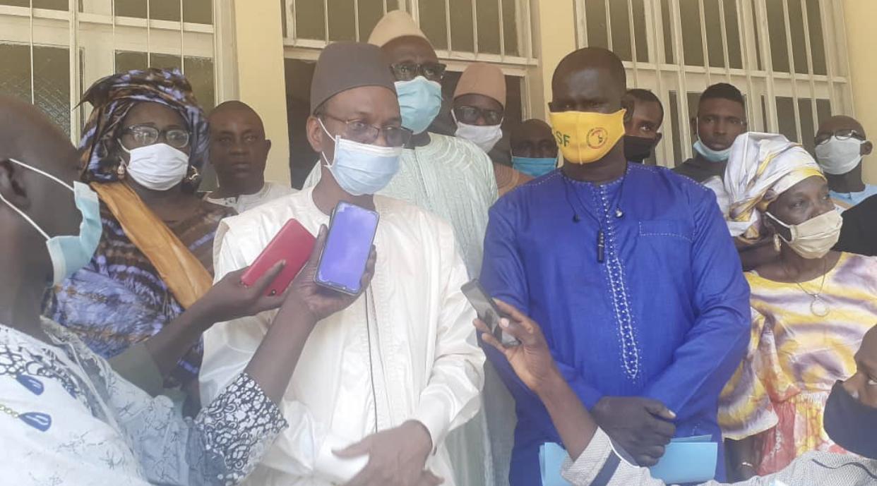 Moussa Baldé (maer) président du Conseil départemental de Kolda : « Il suffit de circuler dans tout le département pour voir les réalisations du Conseil … »
