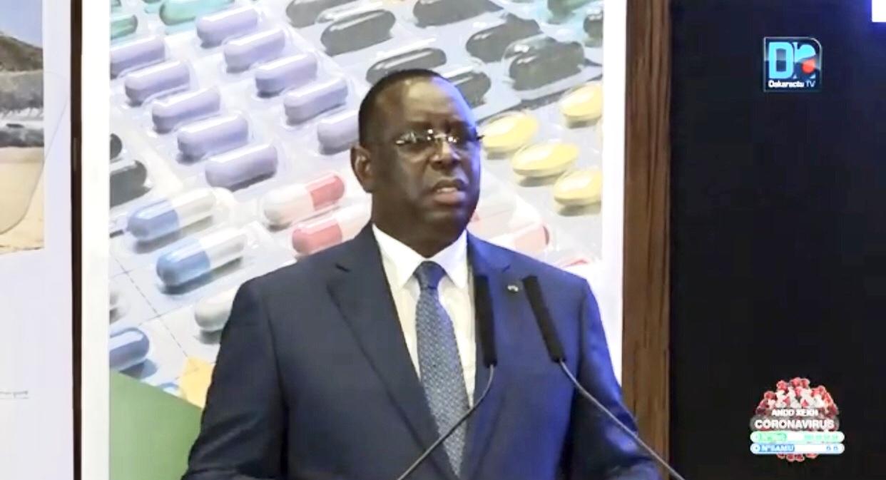 Relance de l'économie : « Le moment est opportun pour passer de la défense à l'attaque » (Macky Sall)