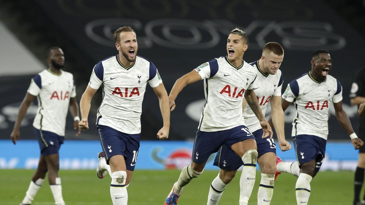 EFL CUP / 8ème de finale : Chelsea et Édouard Mendy tombent aux tirs au but contre Tottenham (1-1, Tab 5-4)