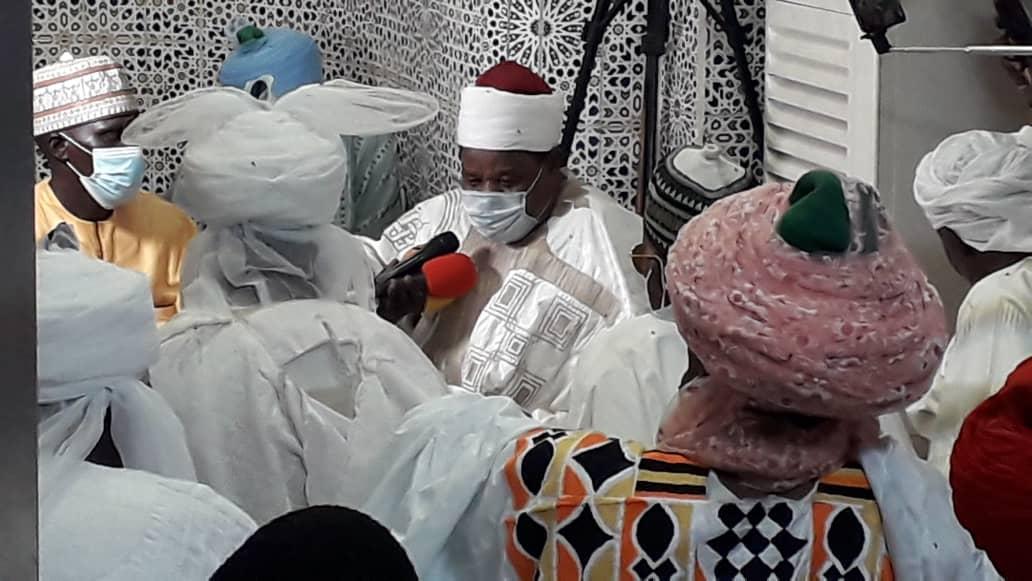 Médina Baye : L'émir de Kano fait l'éloge de la tariqa tidjaniya et sollicite les prières du khalife pour le «succès de son émirat»