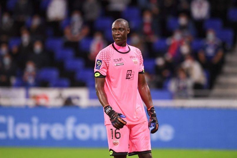 Rennes / 6ème journée L1 : Alfred Gomis forfait contre Reims.