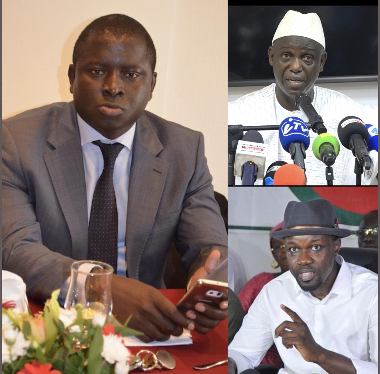 Audience accordée à Ousmane Sonko : C'est le magistrat Cheikh Issa Sall qui avait joué les bons offices auprès de Mansour Faye