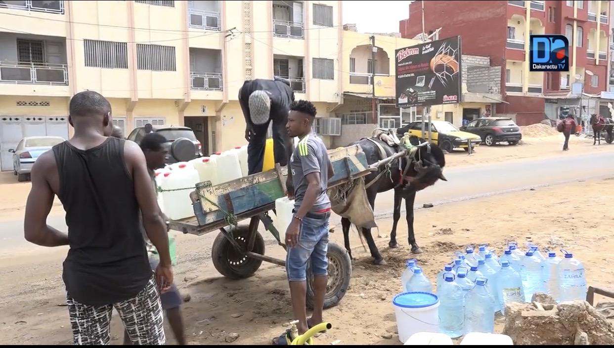 Magal 2020 : Grosse pénurie d'eau à Touba.
