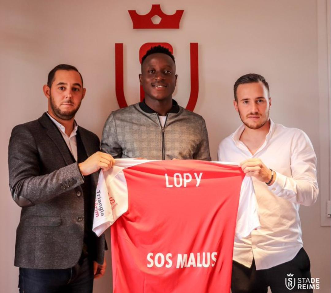 Transfert : Dion Lopy quitte Oslo FA en direction de Reims.