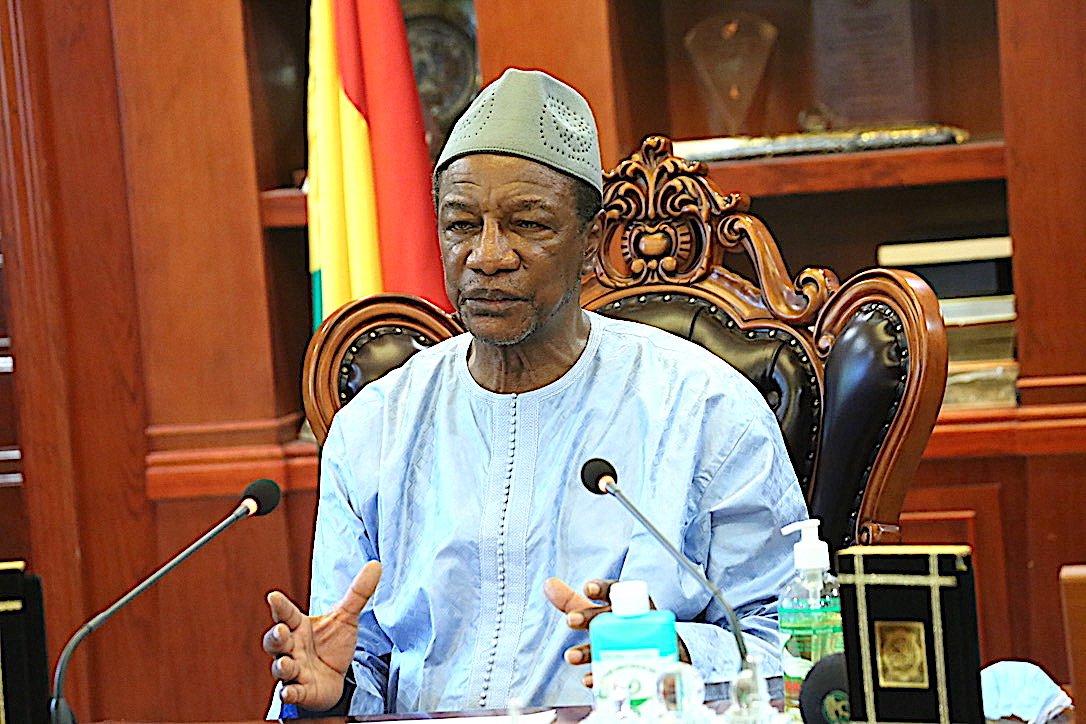 Alpha Condé brigue un troisième mandat présidentiel :vers un « printemps guinéen» ?