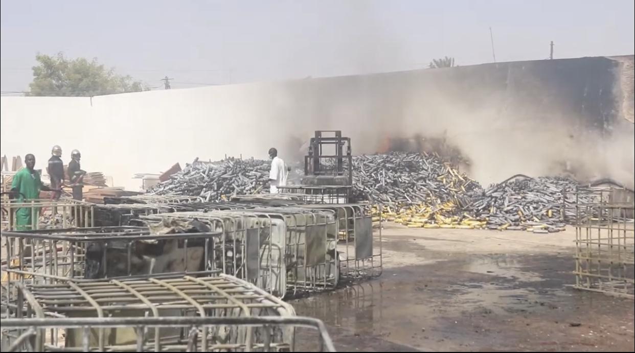 Pollution de l'air, traitements des déchets par les entreprises : L'exhorte du chef de l'État aux ministres des mines et de l'environnement