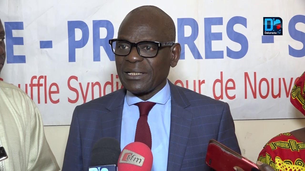 ITW / Cheikh Diop, SG CNTS/FC : « Le ministre du travail nous ignore royalement… Le travail décent n'est pas encore une réalité au Sénégal »