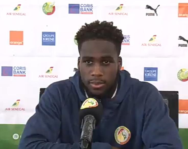 Boulaye Dia sur son choix en faveur du Sénégal : «C'est le cœur puisque c'est mon pays, celui de mes parents...»