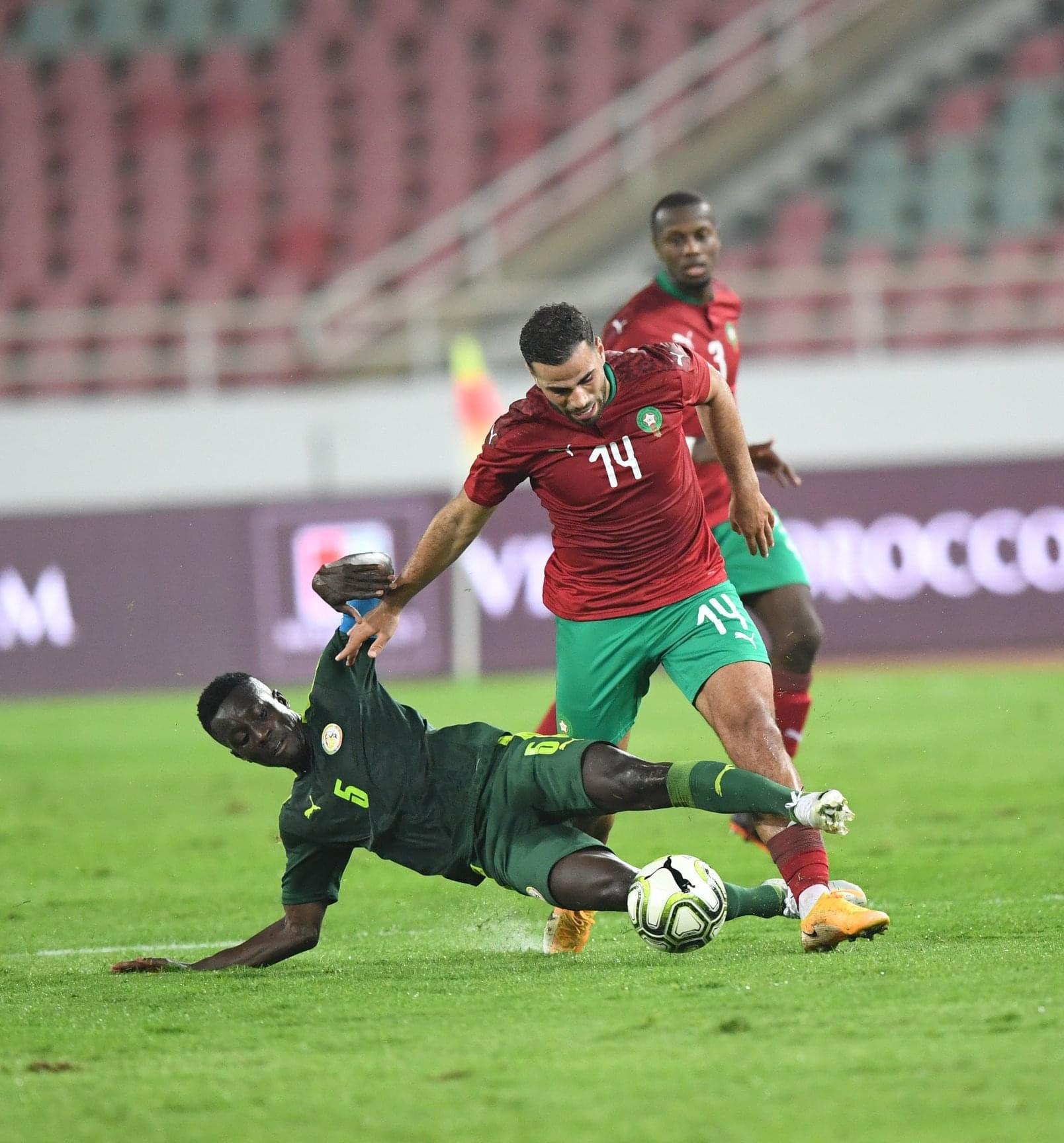 Maroc – Sénégal : La défaite des « Lions » revue en statistiques...